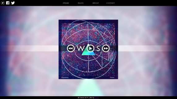 Owoso website